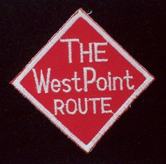 Atlanta & West Point Route Railroad Patch #14-3447