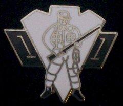 Minuteman Police Hat Pin #GE62514