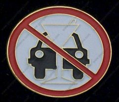 Don't Drink & Drive Hat Pin #GE63563