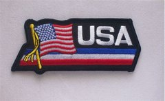 United States USA Flag Patch #GE6515A