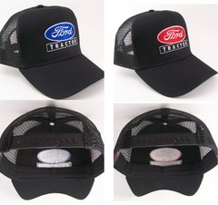 Ford Tractor Farm Embroidered Mesh Cap Hat #40-8200M CHOICE