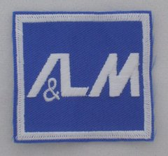 Arkansas Louisiana & Mississippi (ALM) RR Patch 14-1009