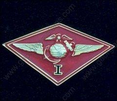 1st Marine Air Wing USMC Pin #GE14814