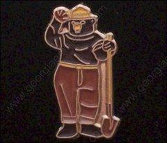 Smokey the Bear Pin #GE06352