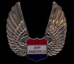 CIA Air America Hat Pin #GE14994