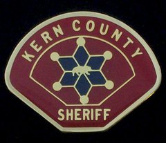 Kern County Sheriff's Department Hat Pin #GE02781