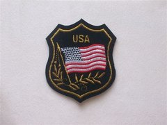 United States USA Shield Patriotic Patch #GE0406