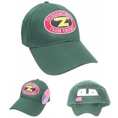 Fairbanks-Morse Z Farm Engines Cap Hat Made in USA #40-FBMGNUS