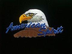 American Spirit Patch #GE3066