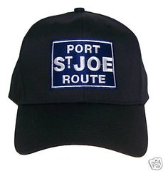 Apalachicola Port St. Joe Railroad Cap Hat #40-2400