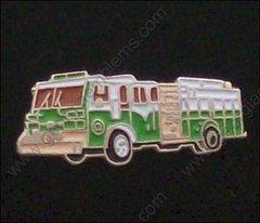4-Door Fire Truck Pin #GE02341