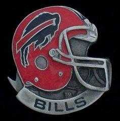 Buffalo Bills NFL Pewter Helmet Pin