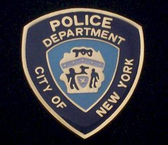 City of New York Police Department Hat Pin #GE62694