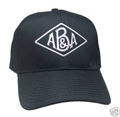 Atlanta Birmingham & Atlantic Railroad Cap Hat #40-3900