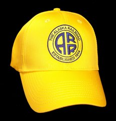 Alaska Railroad ARR Embroidered Cap Hat #40-0026G