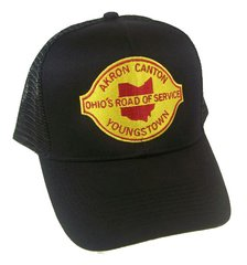 Akron Canton & Youngstown Railroad Cap Hat #40-6700BM