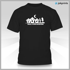 Small Town Monsters t-shirt