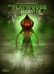 11x17 The Flatwoods Monster Poster
