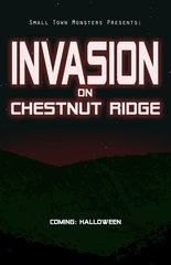 11 X 17 Invasion on Chestnut Ridge Variant Poster