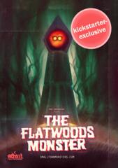 Signed Kickstarter Exclusive Variant: The Flatwoods Monster DVD
