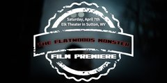 Flatwoods Monster Premiere Ticket Pre-sale