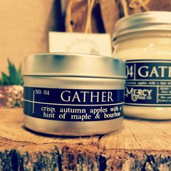 GATHER Travel Tin Candle