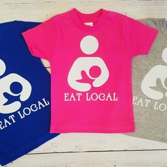 EAT LOCAL Tshirt