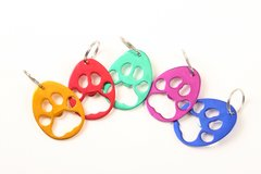 Paw Bottle Opener Key Fob