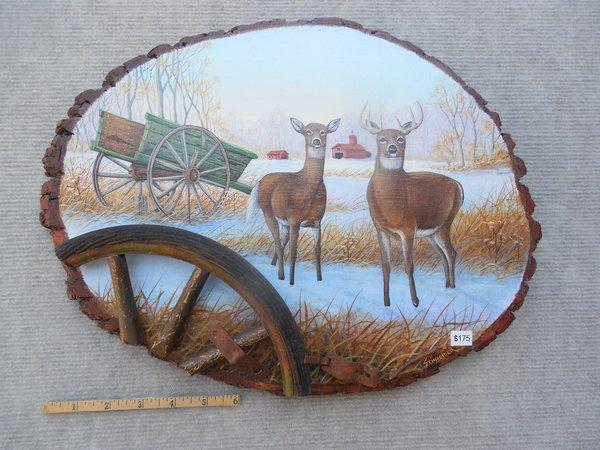 deer (Large) SOLD