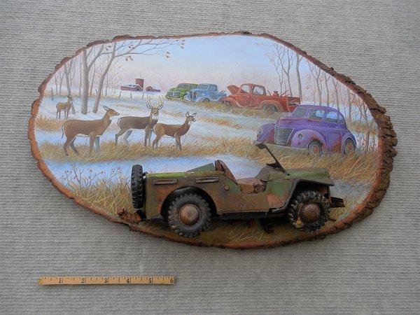 Cars, Trucks & Wagons       (Large)