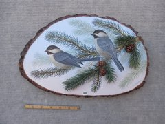 Chickadees  (medium). SOLD