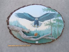 Eagle  (large)   SOLD