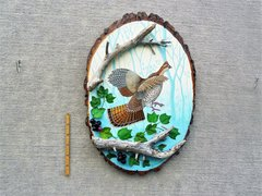 Grouse (large) SOLD