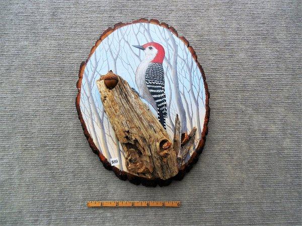 Woodpecker (Medium) SOLD