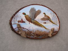 Pheasants  (large) .....SOLD