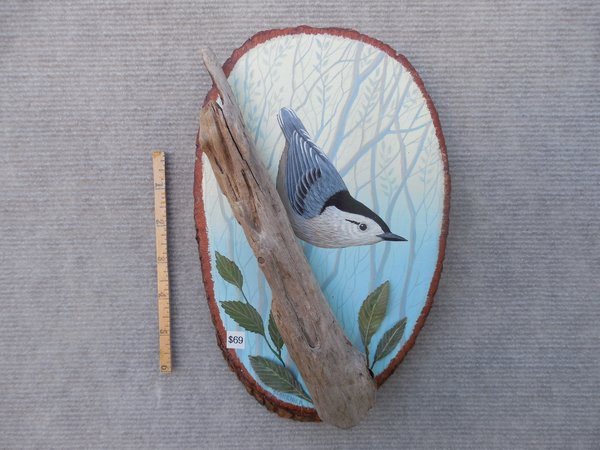 Nuthatch (small). SOLD