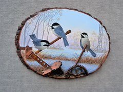 Chickadees  (large)