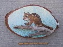 Chipmunk  (small)  SOLD