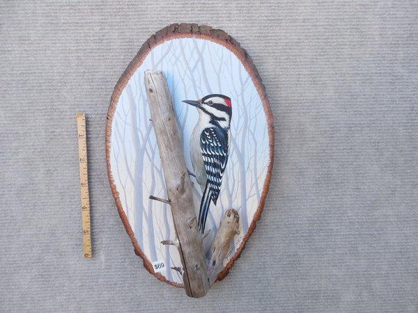 Woodpecker (medium). SOLD