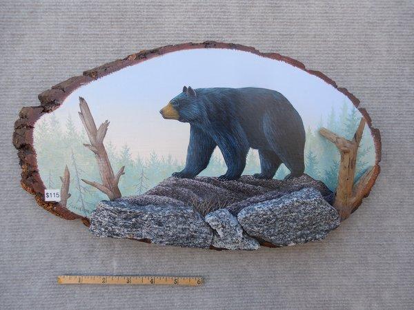 Bear  (medium)    SOLD