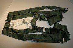 """Equipment """"H"""" Harness / single pt release w/attachment straps"""