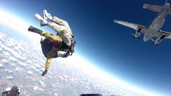 2 Tandem HALO Group Special w / Personal Freefall Videographer  (Mon-Fri)