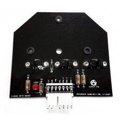 600-0211-00 3-Bank Opto Board PCB assembly (A-13609)