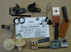 Flipper Rebuild Kit Bally2/75 - 5/75 Air Aces - Wizard BFLIP02