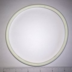 White Rubber Ring 5-1/2""
