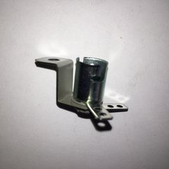 077-5002-00 Lamp Socket 2-Lead with Short Mount