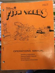 Fish Tales Operations Manual - Original Used
