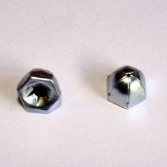 38-6543 Chrome Acorn Post Cap