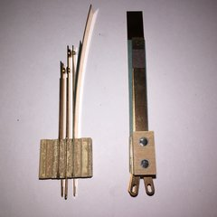 SW-1A-192 Double Low Power Flipper Switch Cabinet - Addams