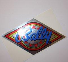 Bally Coin Door Sticker